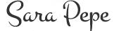 Homepage von Autorin Sara Pepe